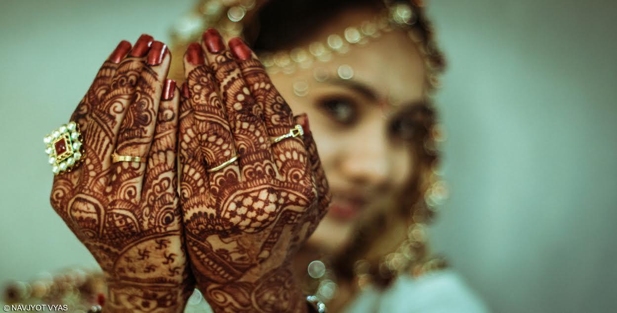 The sample of Navjyot Vyas wedding photography.