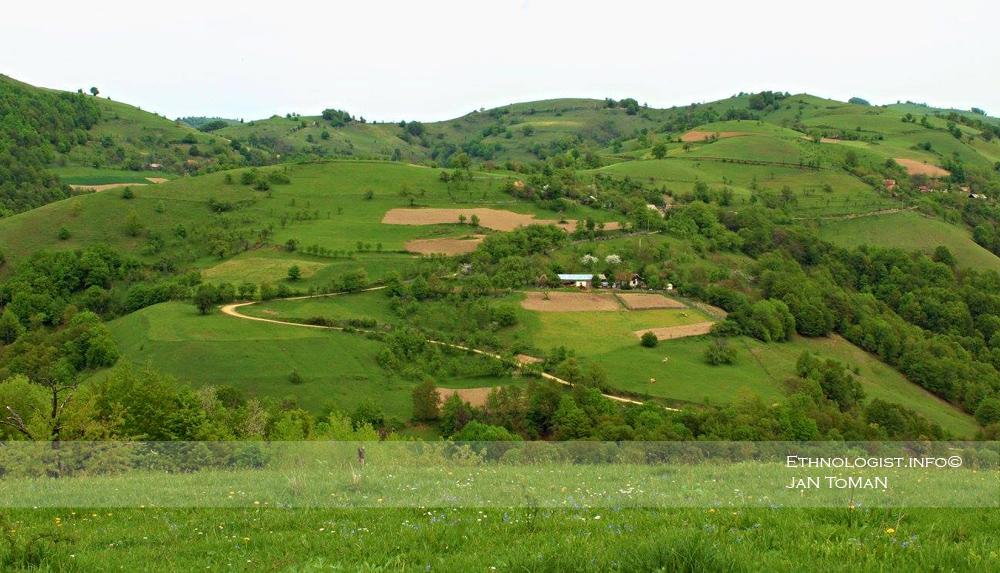 Jarní výlet do Banátu. Foto: Jan Toman, Rumunsko, 2016.