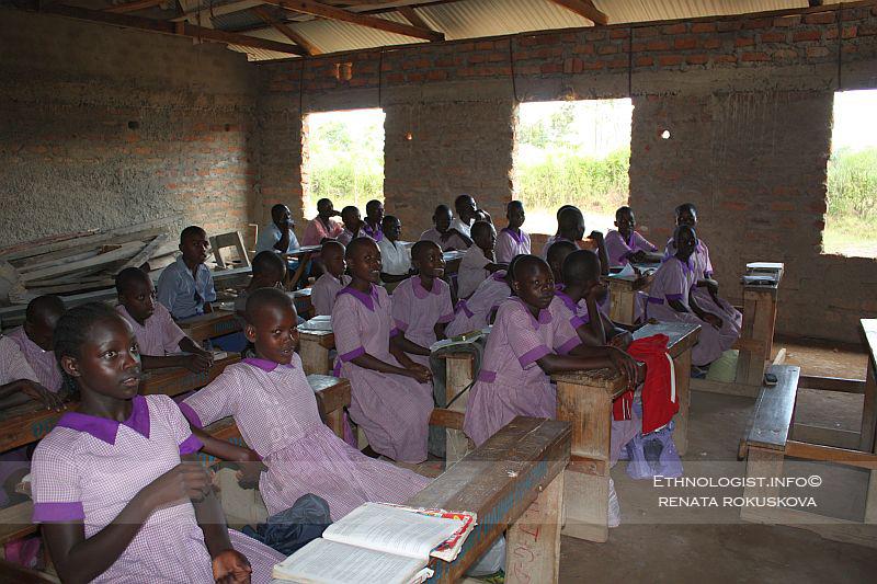 Partnerská škola Nyalunya. Foto: Renata Rokůsková