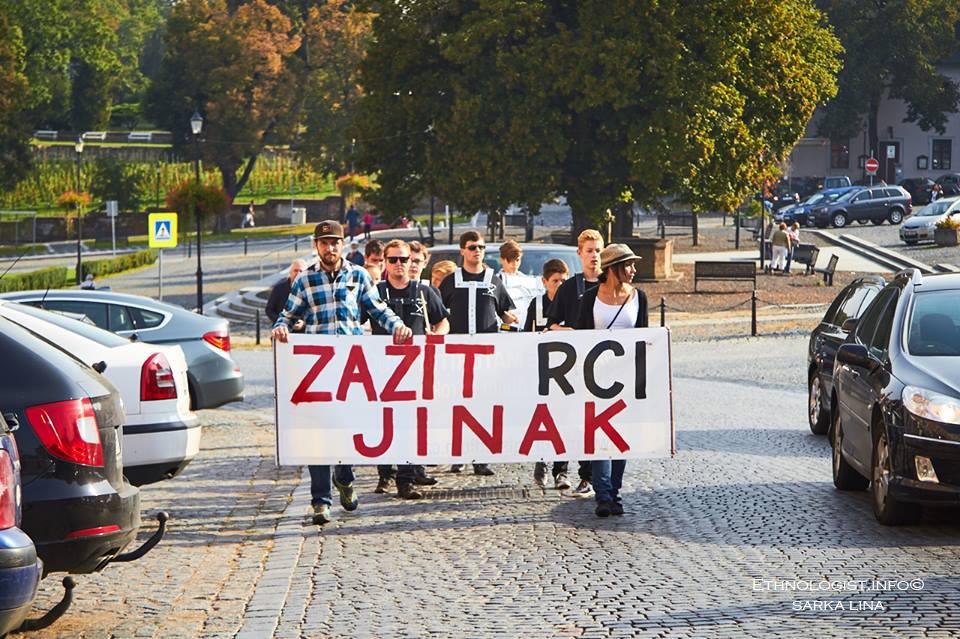 V sobotu 16. 9. poběhne 3. ročník Zažít Roudnici jinak. Foto: Šárka Lina, 2016.