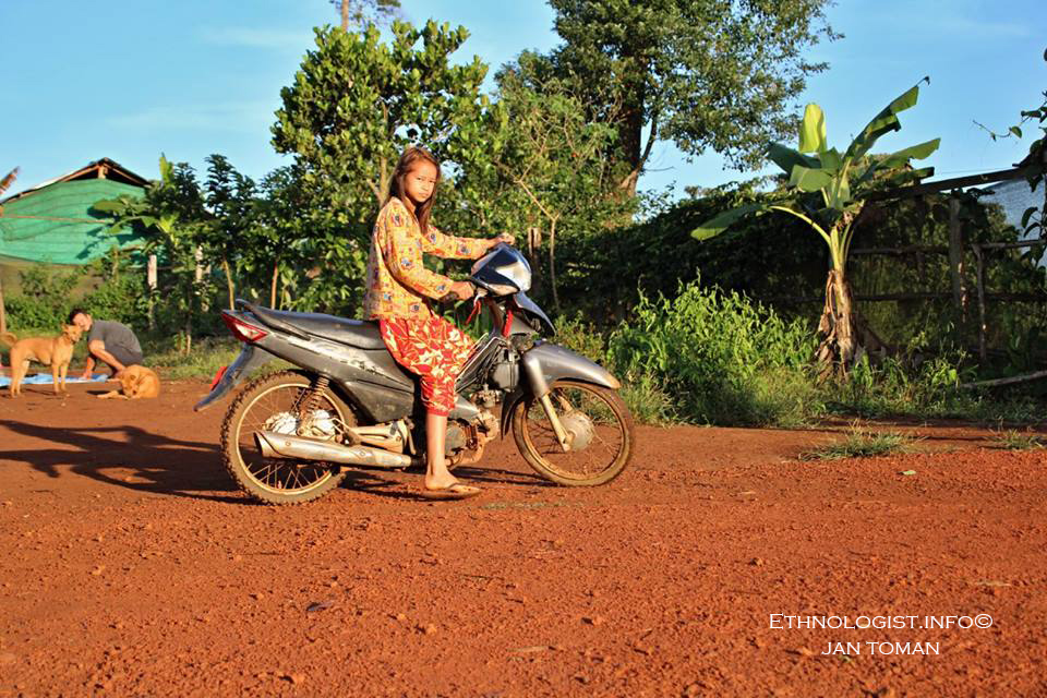 Lidé jihozápadní Kambodže. Foto: Jan Toman