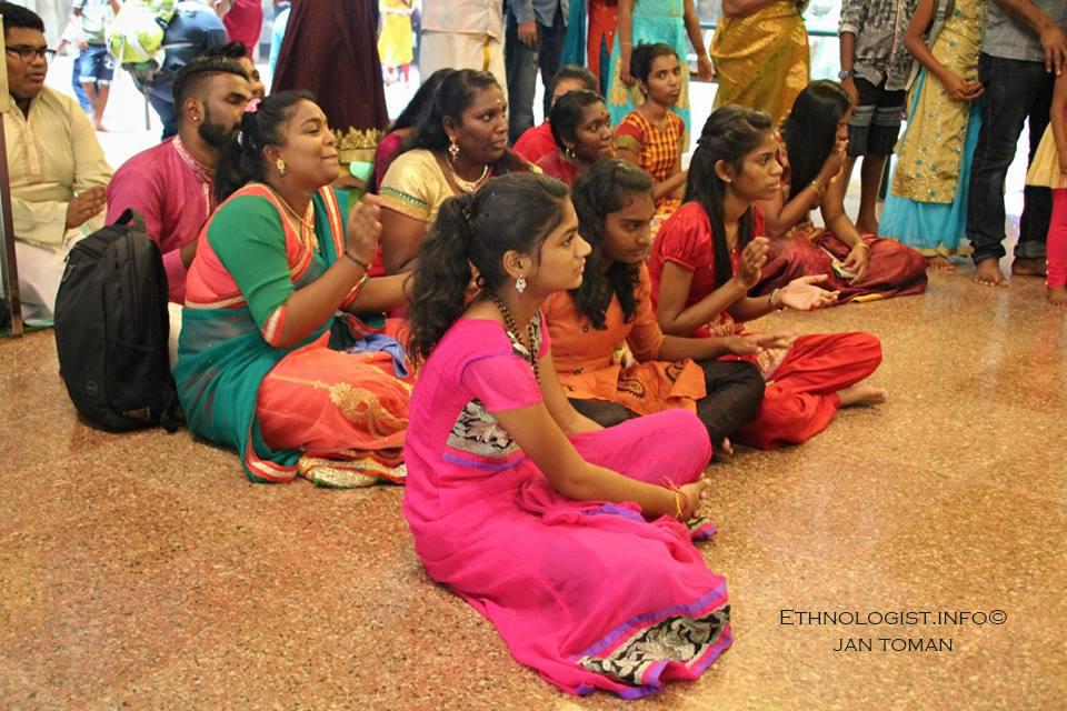 Hinduisté Malajsie. Foto: Jan Toman